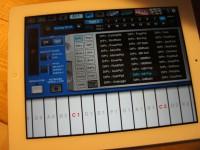 Synth Arp & Drum Pad yamaha iPADアプリ