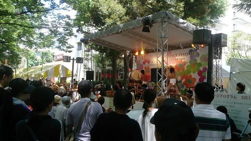 世田谷区民祭り