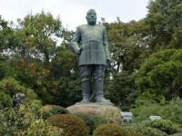 西郷どん 銅像